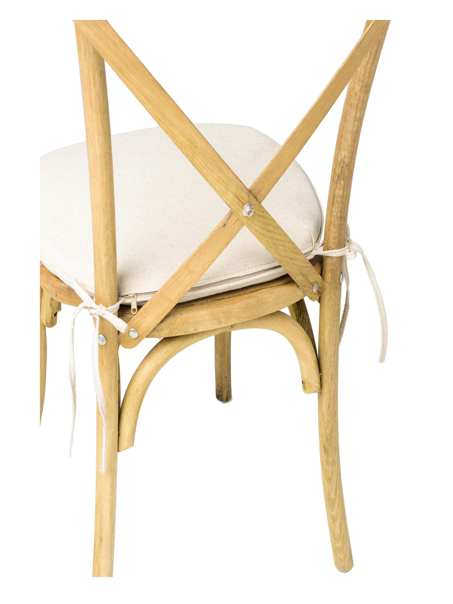 X02 Sonoma Crossback Chair Cushion – CSP