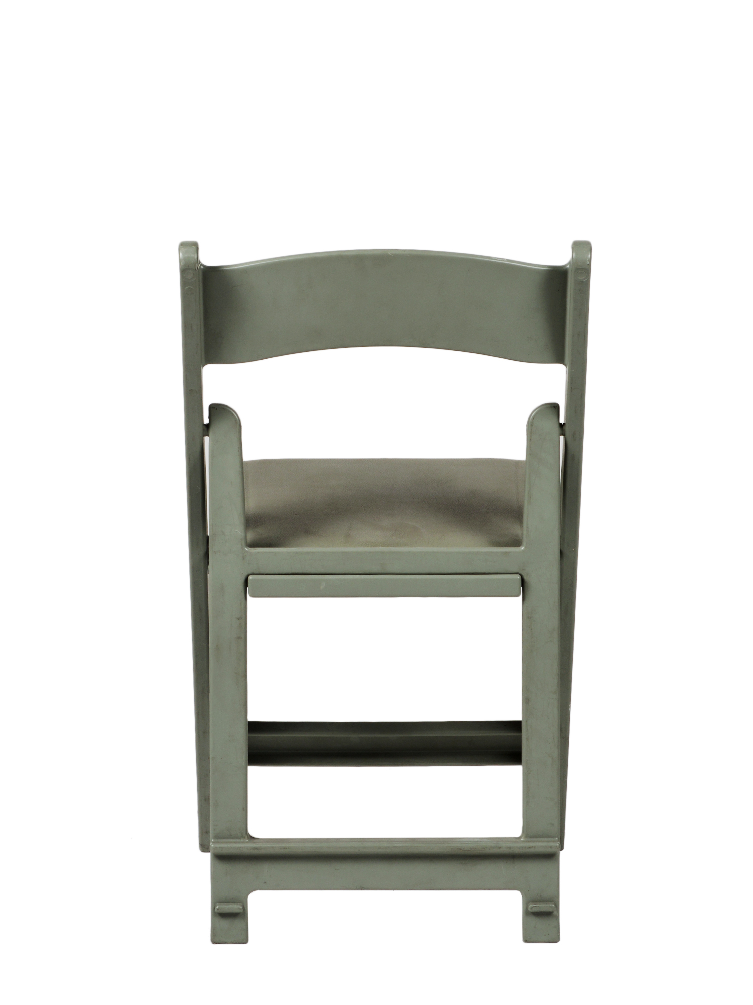 Max Resin Folding Chair with Vinyl Padded Seat – CSP
