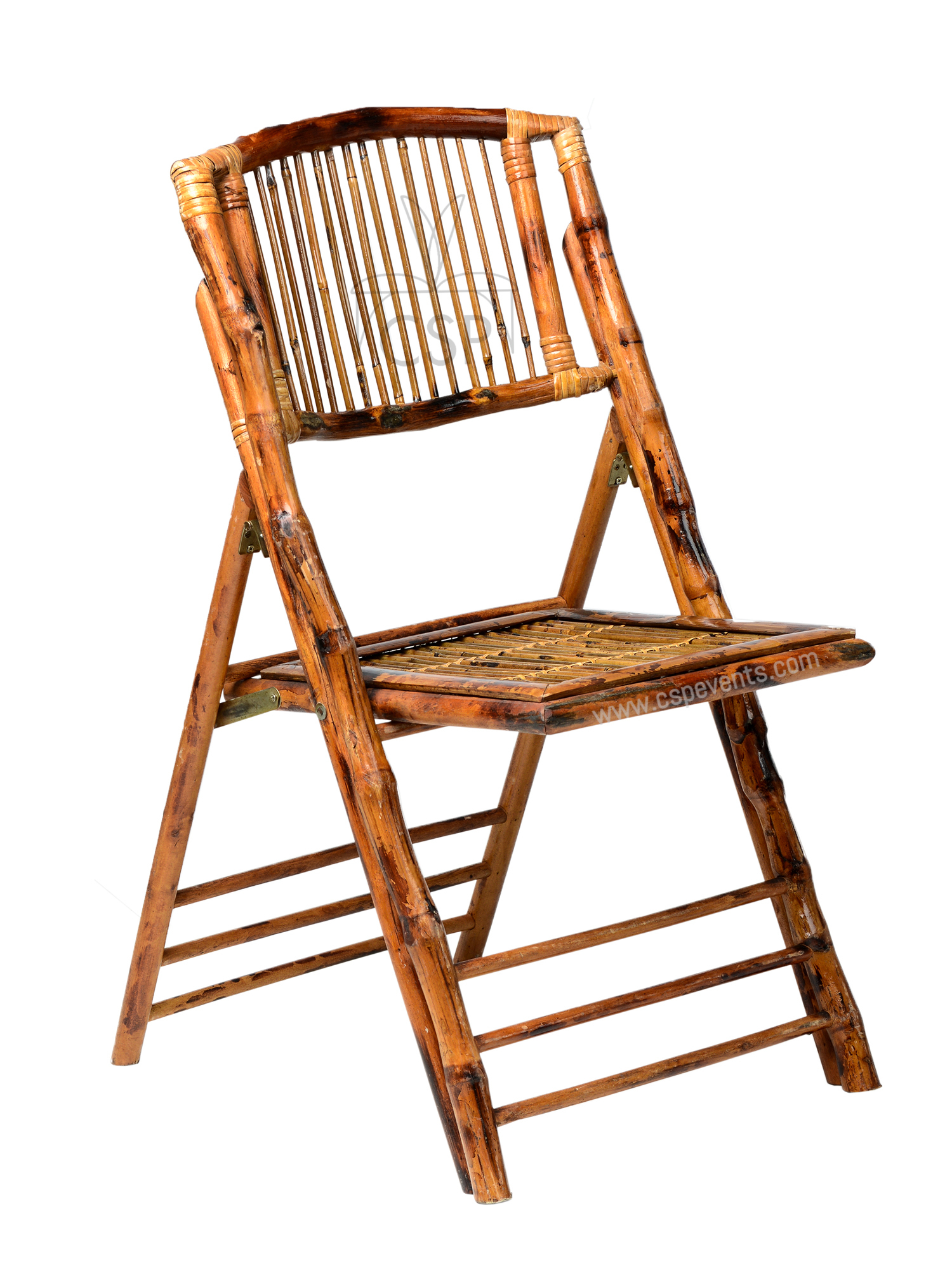 Bamboo Folding Chair Csp