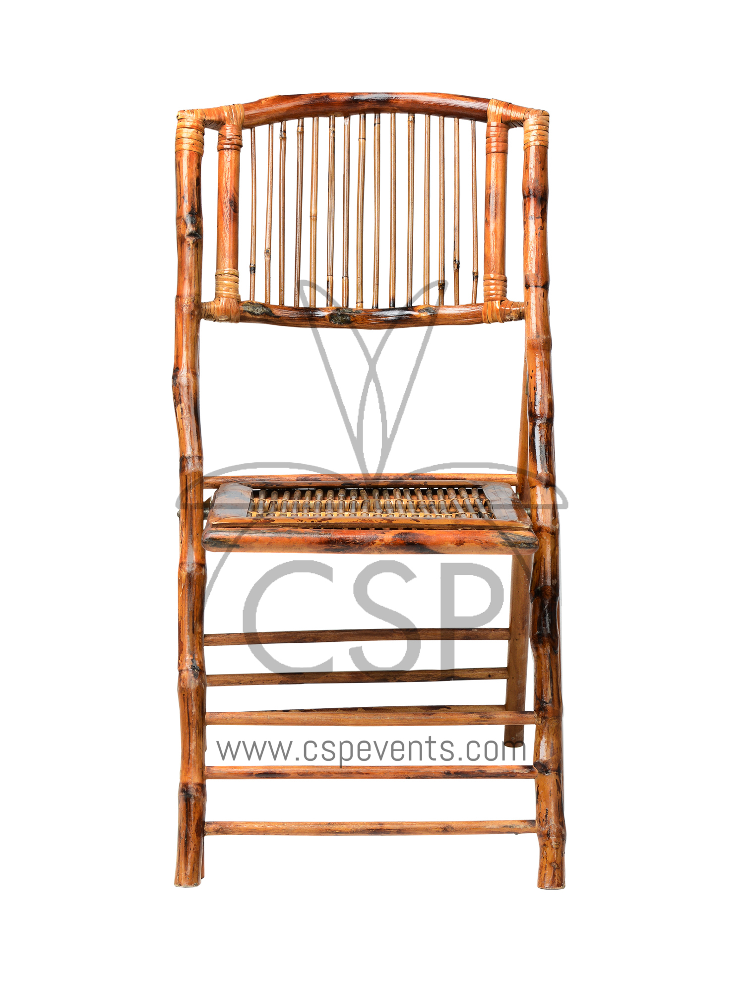 Bamboo Folding Chair – CSP