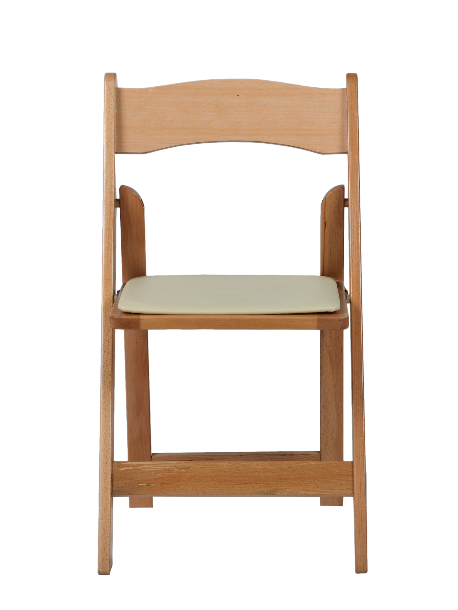 NaturalAmerican Classic Wood Folding Chair   CSP. Padded Folding Chairs Wood. Home Design Ideas
