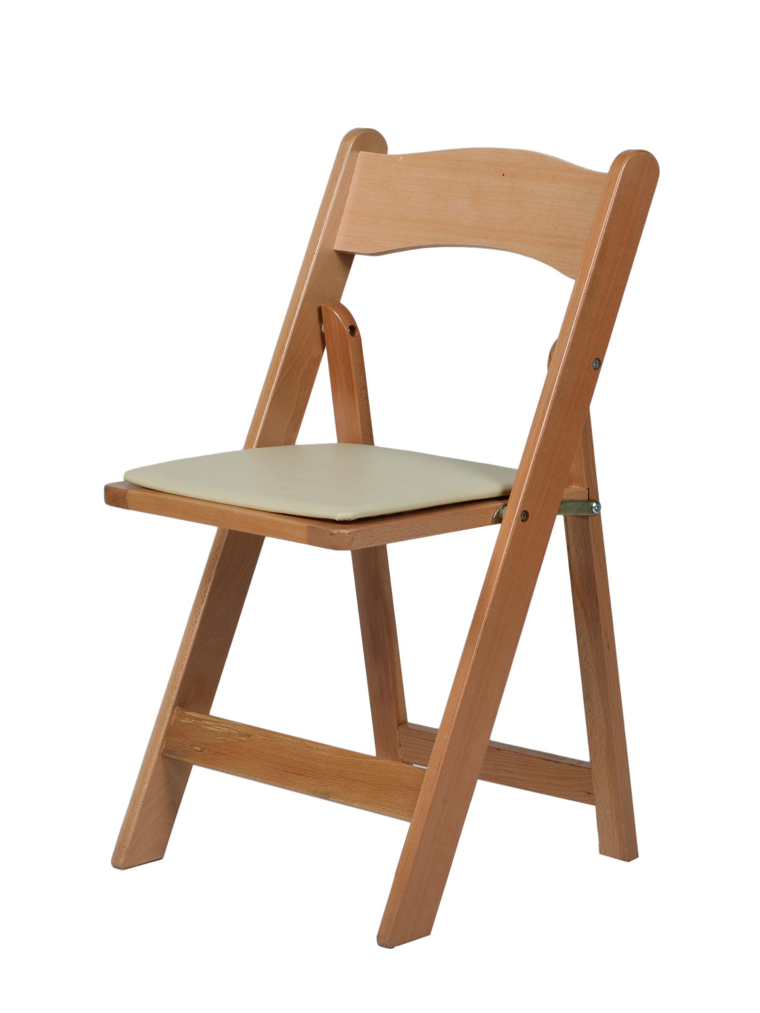 American Classic Wood Folding Chair – CSP