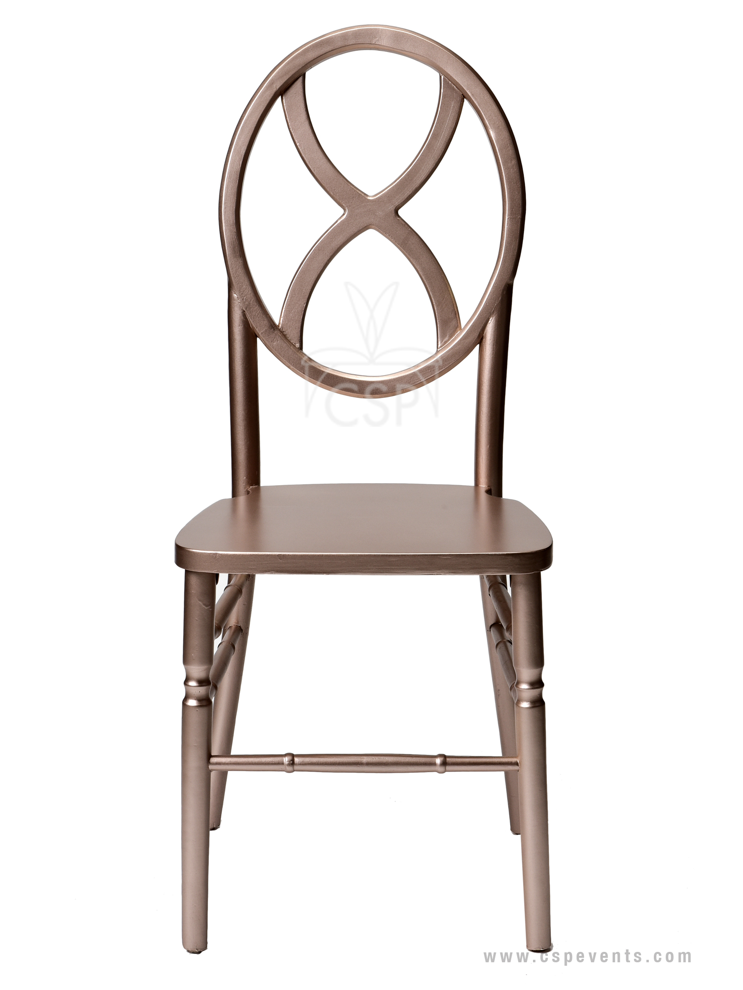 New Veronique Series Stackable Sandglass Dining Chair