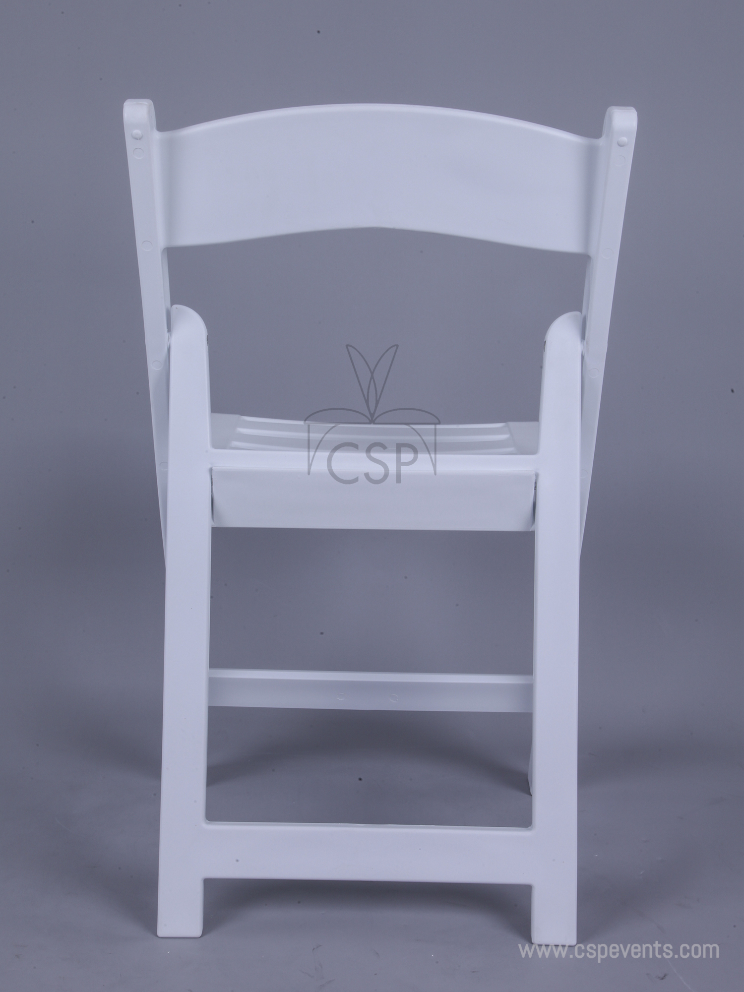 Nexus Resin Folding Chair With Slatted Seat Csp